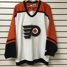 MENS Large Nike Hockey Jersey NHL Philadelphia Flyers