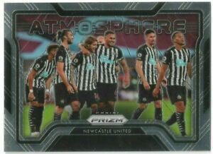 2020-21 Panini Prizm Premier League Newcastle United Atmosphere Insert Base #16