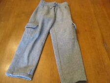 Youth Boys Jumping Bean Cargo Sweatpants, S (4)