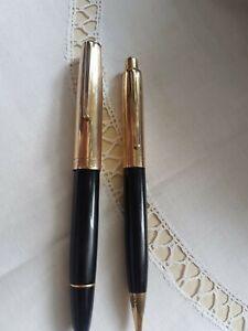Montblanc meisterstück 2er Set Füller 644 14 Ct Feder Druckbleistift 672 Pix