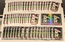 LUKE WEAVER 2014 Bowman Draft Chrome REFRACTOR (55) 1st card LOT - CARDINALS