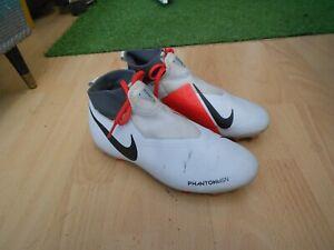 NIKE HYPERVENOM PHANTOM VISION GHOST  FOOTBALL BOOTS -UK SIZE 5