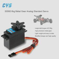CYS S0060 6kg Metal Gear Analog Standard Servo for 1/10 RC Racing Car C0K9