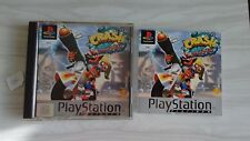 Crash Bandicoot 3 Warped Complet sur playstation 1 PS1 et PS2 !!!!