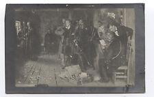 RPPC Repin, 'Arrest of a Propagandist' c. 1910 Imperial Russian