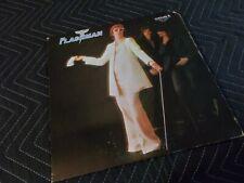 FLASHMAN self-titled LP '77 Vanguard (VG++)