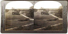 Keystone Stereoview an Abandoned Farm, New England from 1910's Education Set # B