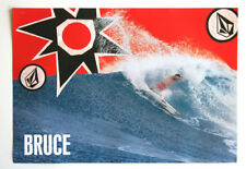 Vintage Volcom Bruce Irons Dusty Payne Surf Poster NEW