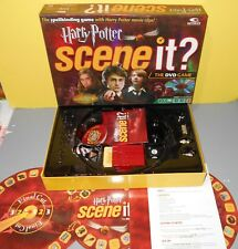 2005 Harry Potter Scene It? First Edition DVD Board Game 100% Complete