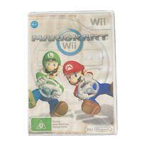 Mario Kart Nintendo Wii Game + Case & Manual VGC + Free Postage