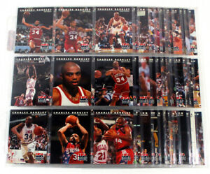 1992 SkyBox USA Basketball Complete Set in Sheets (110) + 2 Team Cards #NNO