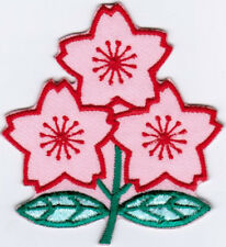 Japan National Rugby Union Team Brave Blossoms Embroidered Patch