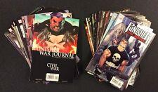 PUNISHER WAR JOURNAL #1 - 26 Comic Books FULL SERIES Matt Fraction Marvel 2006