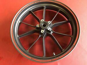D42 Ducati 1198 1098 848 Streetfighter  Felge vorne Vorderrad