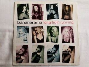 "Bananarama - Long Train Running 7"" Vinyl Single"