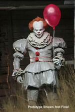 """IT Pennywise 7"""" Scale Action Figure Collectible Ultimate (2017) NECA a F01"""