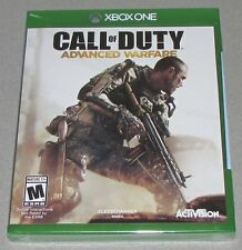 Call of Duty Advanced Warfare for Xbox One Brand New! Factory Sealed!