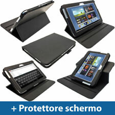 Custodie e copritastiera nera per tablet ed eBook Galaxy Note Samsung