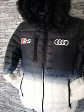 Blouson doudoune Audi RS Jacket neuf New Taille S-XXL