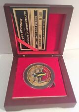 Holden Torana SLR 5000 Colour Silver Stunner Coin/Token C.O.A. LTD 500 D/Box