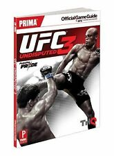 UFC Undisputed 3: Prima Official Game Guide (Prima Official Game Guide-ExLibrary