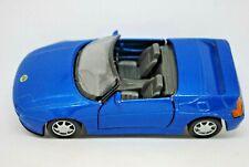 MAISTO 1:36 LOTUS ELAN Sports Car w/ Opening Doors & Pull Back & GO Action !!!