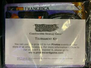 Tournament Pack LE 203 209 215 | Pirates at the Ocean's Edge | WizKids | Sealed