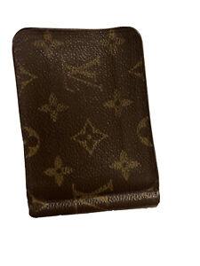 Louis vuitton portafoglio wallet uomo monogram credit card