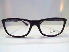 478ebb0272 Ray-Ban RB 8951 5603 SHINY BLACK AUTHENTIC Eyeglasses Frame DEMO MODEL  265