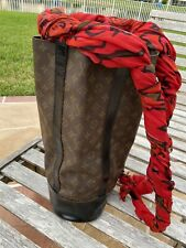 Authentic Louis Vuitton Randonnee GM Tote Travel Bag
