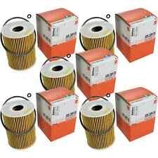 5x MAHLE / KNECHT Ölfilter OX 380D Öl Filter Oil