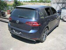 VW GOLF GTD MK7 2.0TDI CUNA ENGINE LH5X NIGHT BLUE GTI BREAKING PEDAL FOR SALE