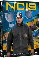 COFFRET DVD SERIE POLICIER : NCIS SAISON 13 - ENQUETES SPECIALES - THRILLER