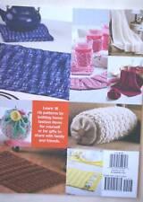 Rib It Up Rib Knit Book NEW 25 Designs White Birches