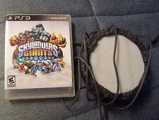 Skylanders Giants GAME and PORTAL Sony Playstation 3 PS PS3  No figures