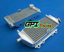 L&R FOR Kawasaki KX125 KX 125 2005 2006 2007 2008 Aluminum radiator