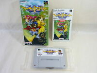 FARLAND STORY I 1 Super Famicom Boxed Nintendo Banprest Game Japan sf