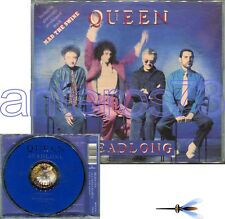 "QUEEN FREDDIE MERCURY ""HEADLONG"" RARE CDMAXI 1991 EUROPE"