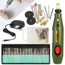 Portable Mini Electric Wood Carving Tools Set + 30PCS Diamond Drill Wood Carving