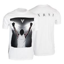 VXRSI Mens Victory T-Shirt - White - mma bjj ufc