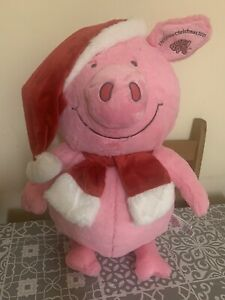 🐷BNWT🐷 M & S CHRISTMAS Percy Pig ~ Limited Edition ~ 60cm