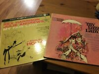 My Fair Lady SOUNDTRACK LP Lot ( Broadway & Film Versions)...Both Tested VG+/VG+
