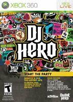 DJ HERO 1 / GAME [Xbox 360]