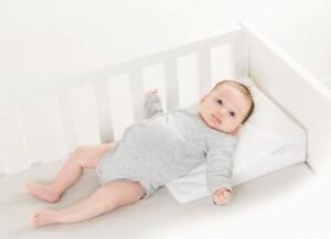 WEDGE - REST EASY SMALL COLIC & REFLUX AID FOR BABY PRAM/MOSES BASKET BNIP