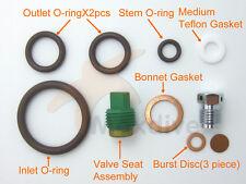 Scuba Valve Service Kit Rebuild Kit Spare Parts for Din/K Type KIT-DK1
