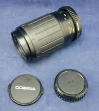 Cosina Telephoto Camera Lenses for Pentax