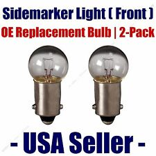 Sidemarker (Front) Light Bulb 2pk - Fits Listed Fiat Vehicles - 57