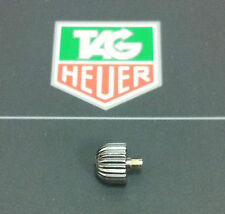 TAG HEUER 7W SCREW DOWN CROWN NEW 5.25mm STAINLESS STEEL