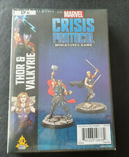Marvel Crisis Protocol Miniatures Game -  thor & Valkyrie