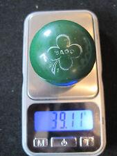 Minigolfball Bago Set 1 unmarkiert bespielt